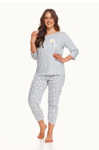 Pižama Taro 2601 4XL-5XL